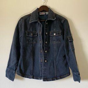 Jackets & Blazers - BILLBASS   Denim Jean Jacket